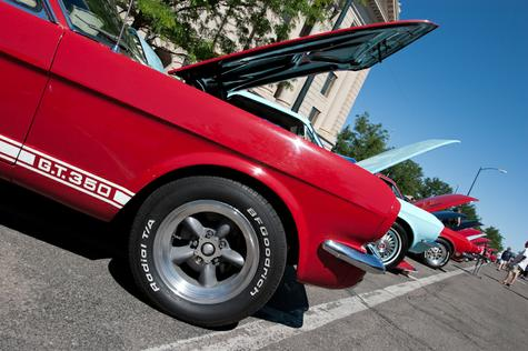 Th Annual Horsefeathers Classic Car Show Northfield At Stapleton - Classic car show denver
