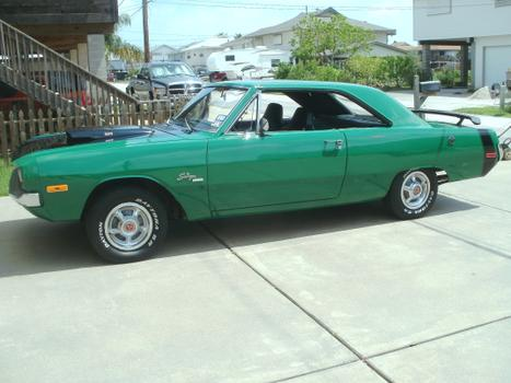 72 dodge dart swinger № 143705