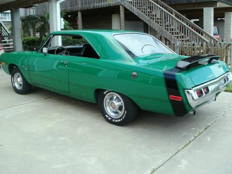 72 dodge dart swinger № 143687