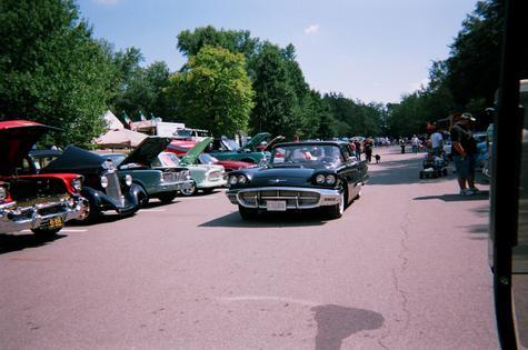 Car Show Oglebay Park