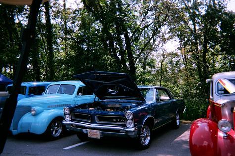 Oglebay Car Show