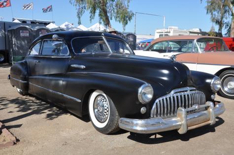 1946 Buick Roadmaster Sedanette