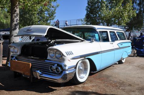 1958 Chevy Nomad