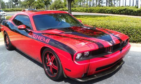 2009 Dodge Challenger Srt8 American Torque Com