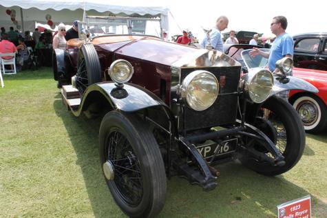 Shenley Car Show