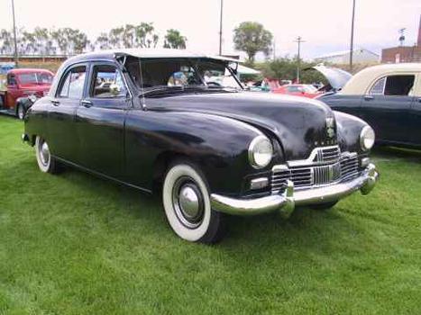 Nancy & Paul's 1947 Kaiser Special - American Torque .com American Made