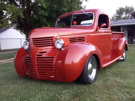 Perkys 41 Dodge Truck - American Torque .com