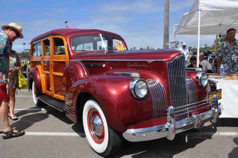 1941 Packard Model 120