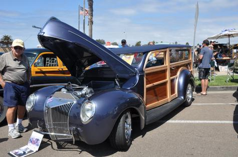 1940 Ford Phantom Woodie