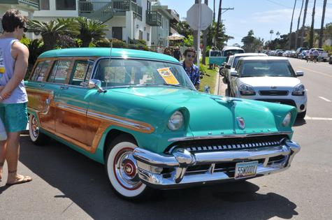 1955 Mercury Station Wagon