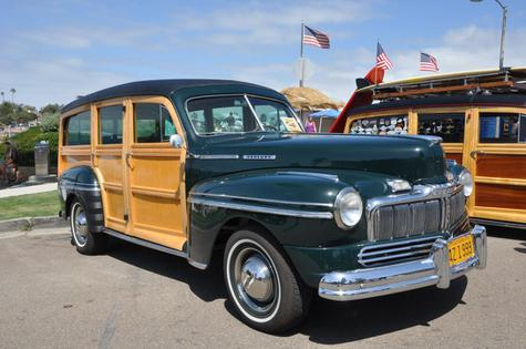 1947 Mercury Woodie