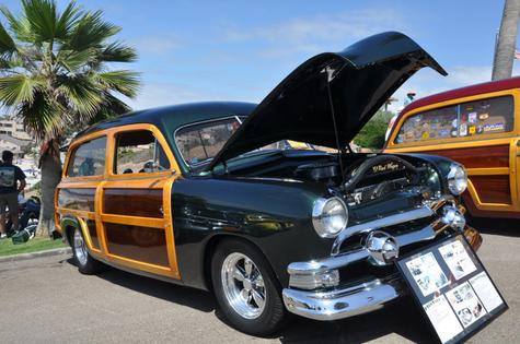 1951 Ford Woodie