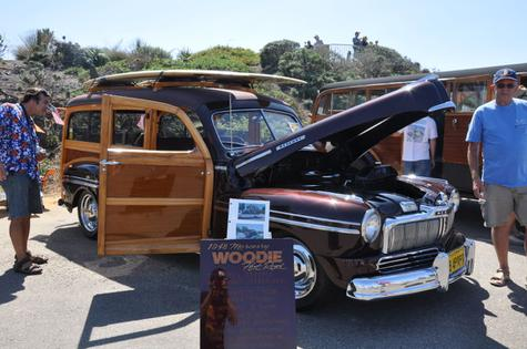 1948 Mercury Woodie