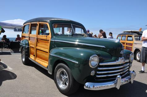 1948 Ford Station Wagon