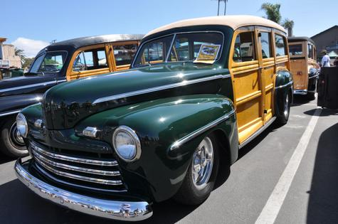 1946 Ford Station Wagon
