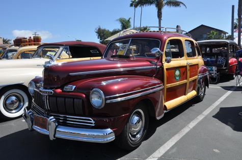 1947 Mercury 4-door
