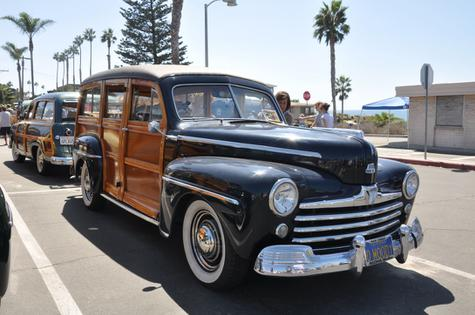 1947 Ford Station Wagon