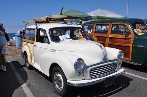 1959 Morris Traveler