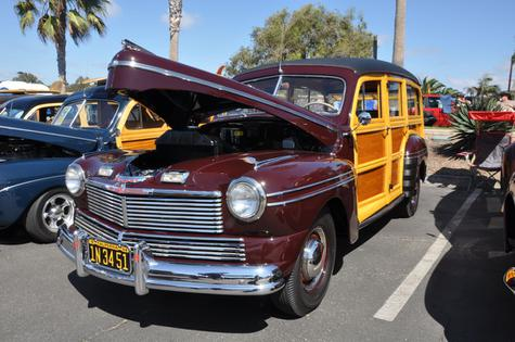 1942 Mercury Woodie