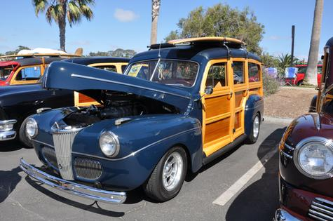 1941 Ford Woodie