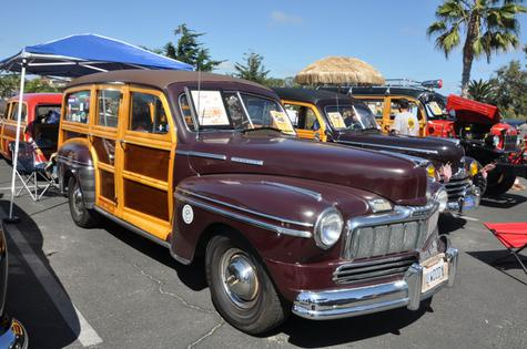1948 Mercury Station Wagon