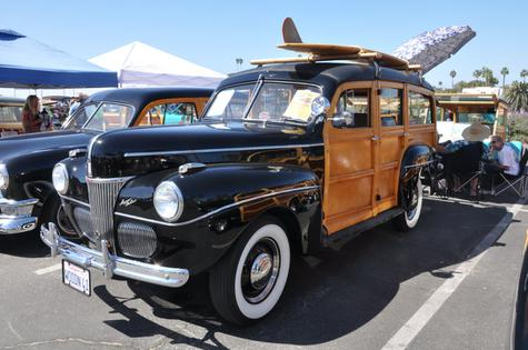 1941 Ford Station Wagon