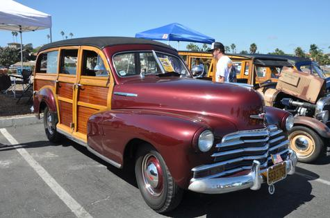 1947 Chevy Station Wagon