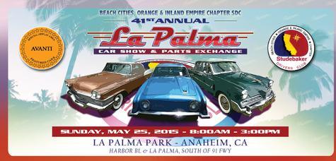 La Palma Car Show And Swap Meet La Palma Park