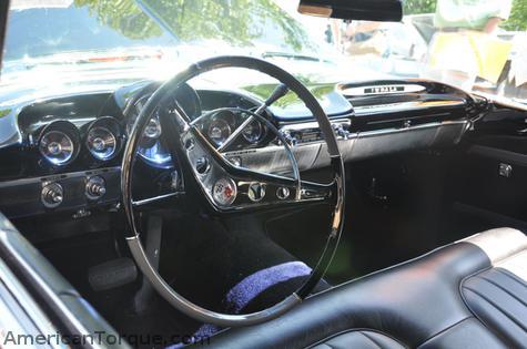 1959 Chevy Impala Convertible 348 ci tripower