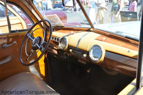 1942 Ford Super Delux Station Wagon