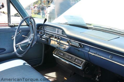 1960 Ford Galaxie Town Sedan with original  292ci Y-block 4-bbl