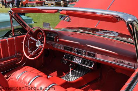 1963 Ford Galaxie 500 XL convertible with original 390 cu 4-bbl engine