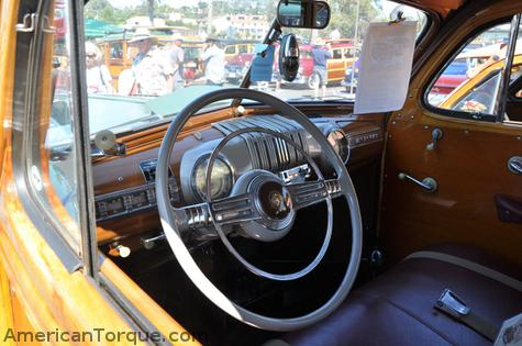 1947 Mercury 4x4, featured in Oct '52 Motor Trend