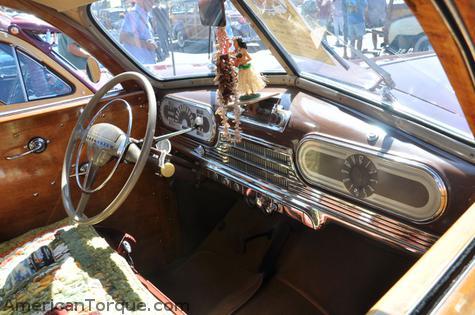 1947 Oldsmobile, Wood body by Hercules Body Company
