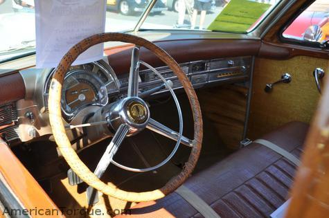 1950 Chrysler Royal Wagon