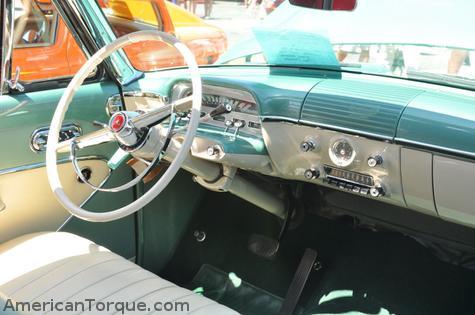 1954 Mercury Monterey Converible 256 ci 161HP