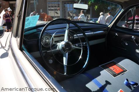 1953 Chevy 210 post
