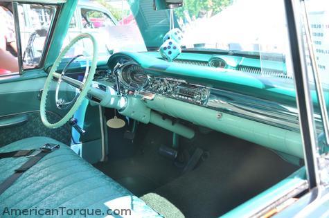 1957 Olds Super 88 371 cid unrestored 51k miles