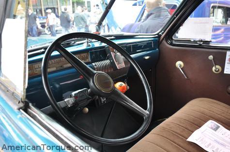 1947 Studebaker M5 truck