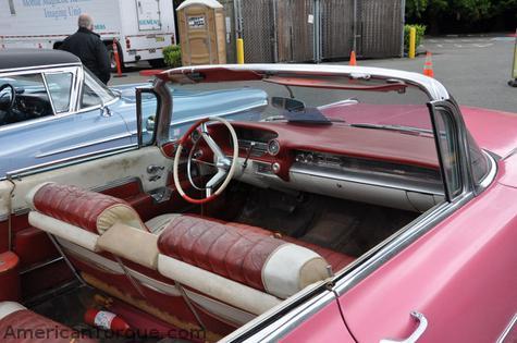 1959 Cadillac Model 62