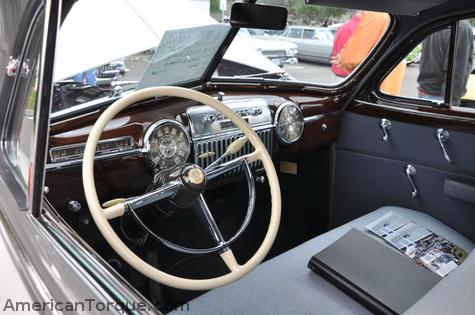 1947 Cadillac Style 47-6107