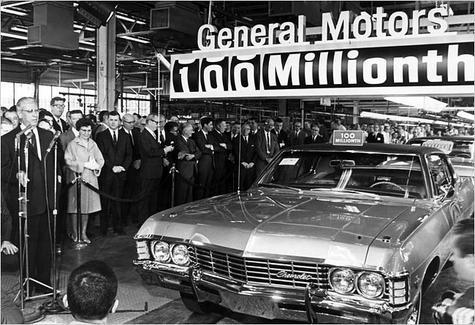100 Millionth GM Car - American Torque .com